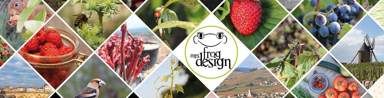 Mrs Frog Design
