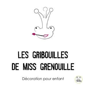 Les Gribouilles de Miss Grenouille