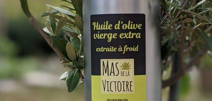 étiquette Huile d'olive